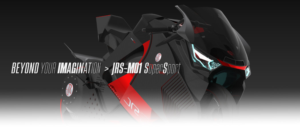 JRS | M01 SuperSport Motorcycle